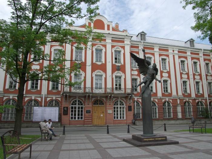 Здание СПбГУ