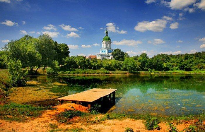Село Диканька