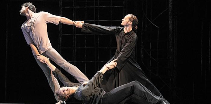 балет братья карамазовы