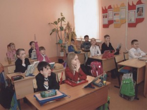 Дисциплинироанные школьники