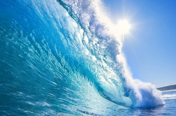 """Волны вызывающие """"канал тяги"""""""