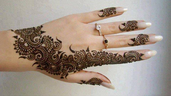 Два кольца и мехенди