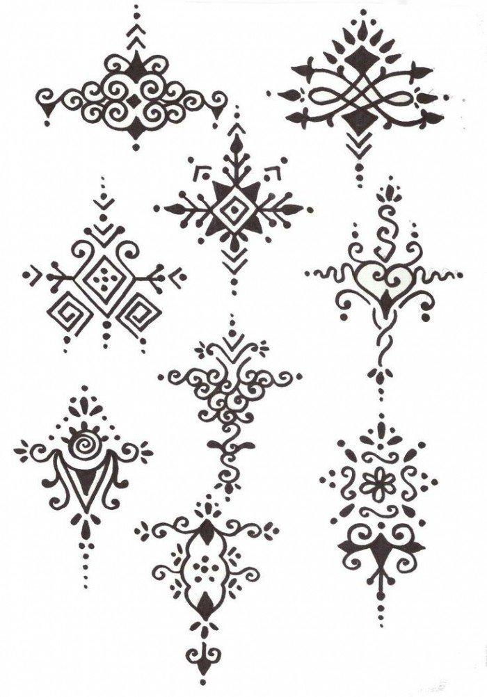 Как рисовать кресты из - 146a