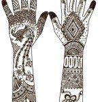 Мехенди-перчатки