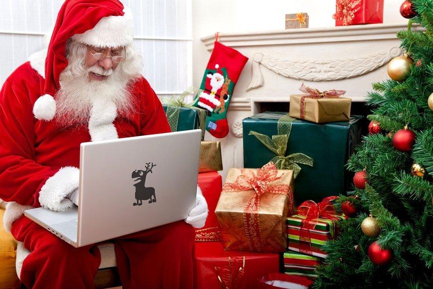 Что заказать в подарок на новый год деду морозу