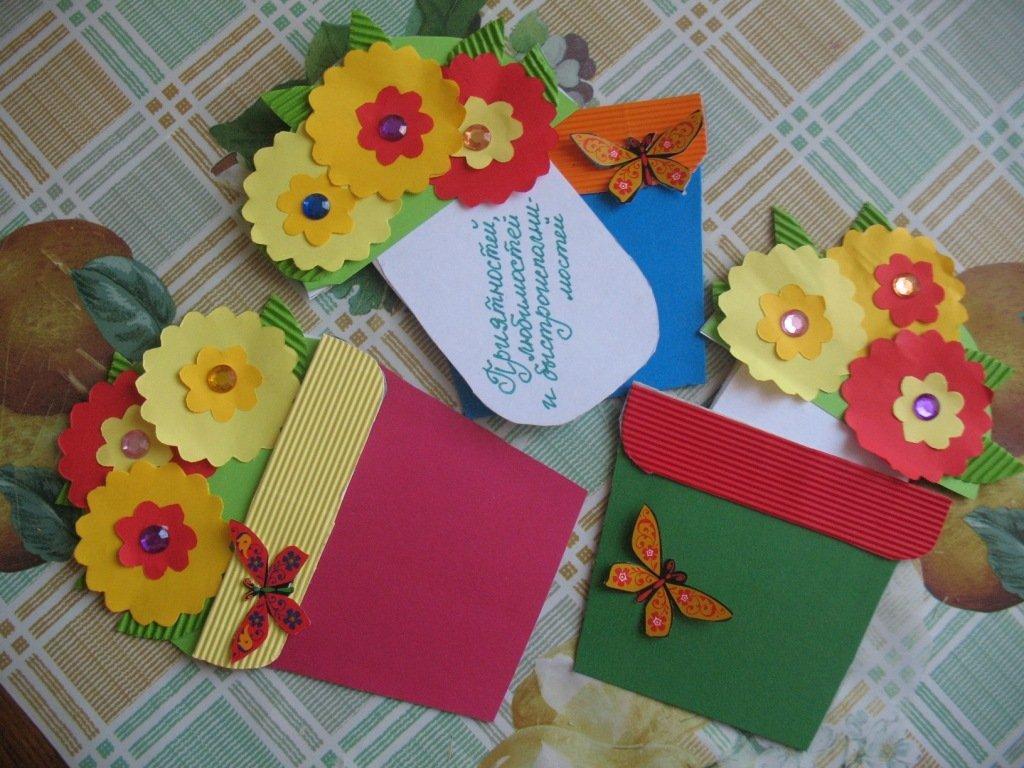 Свитков, открытка с цветами своими руками для бабушки с днем рождения