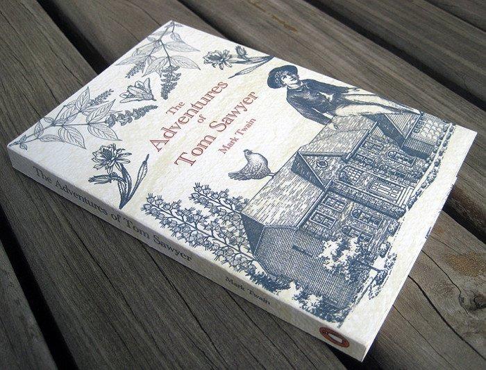 Книга «Приключения Тома Сойера» на английском языке