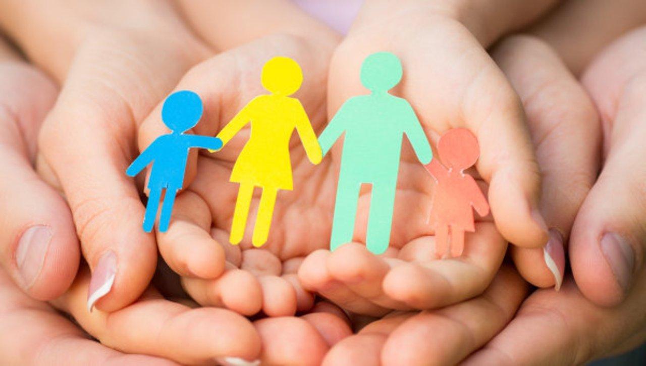 сценарий для детей ко дню семьи без родителей