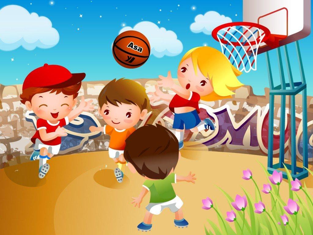 Картинки для спорта в школу