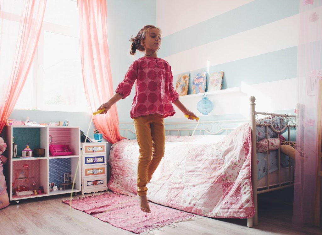 О личном пространстве  детей Личное пространство ребенка