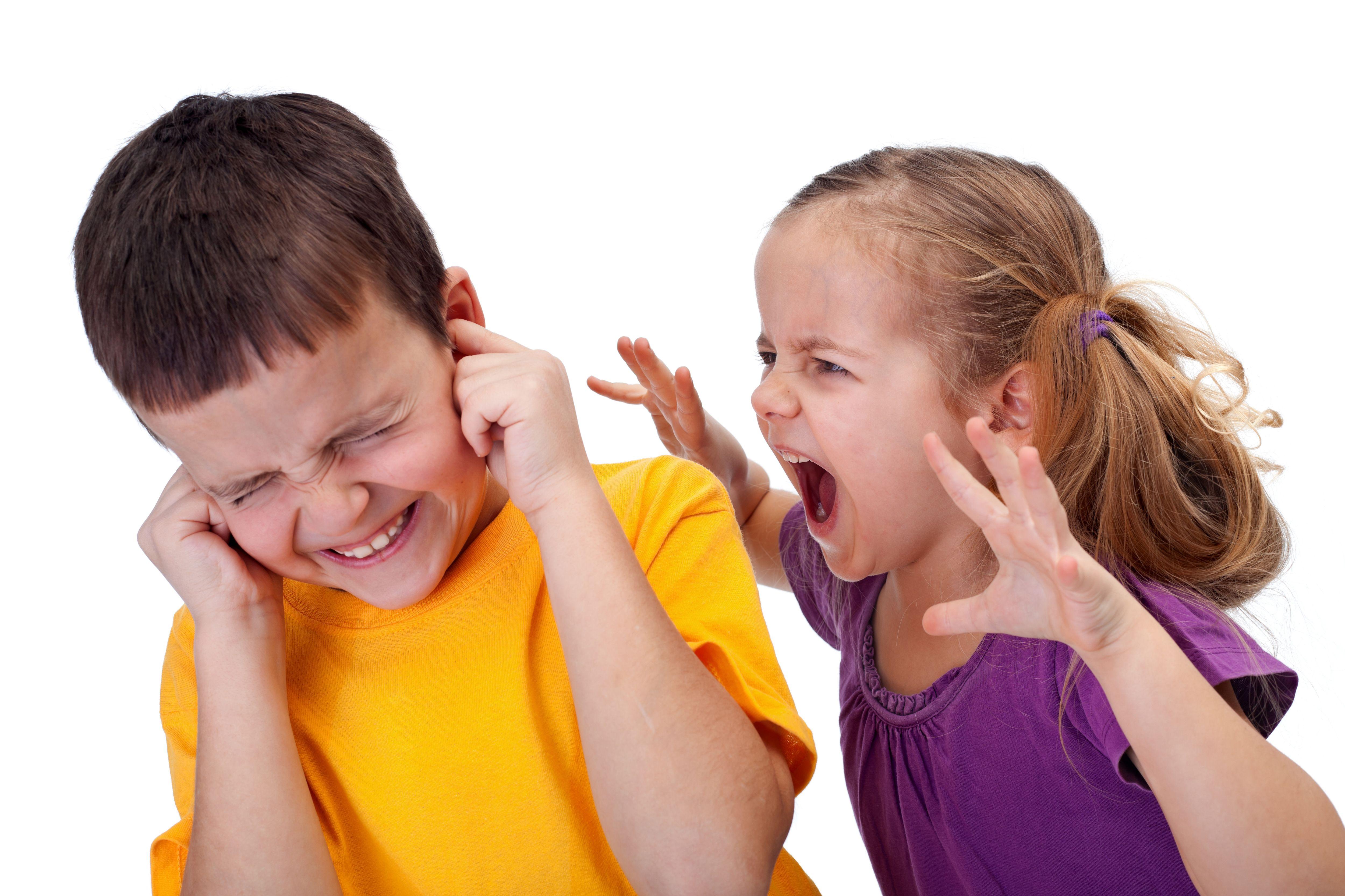 Воспитание или как справиться с внутренней агрессией