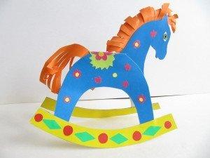 Поделки лошадки