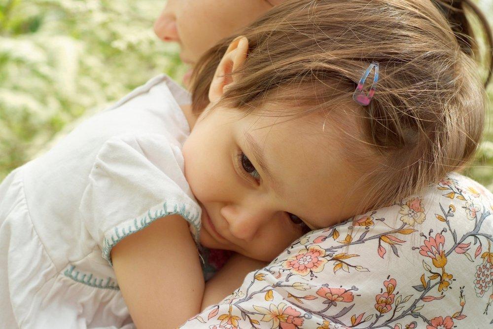 О детской стеснительности и застенчивости…
