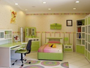Детская комната — создаем интерьер сами. ФОТО