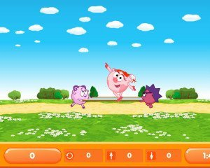 Игра онлайн букет для Нюши