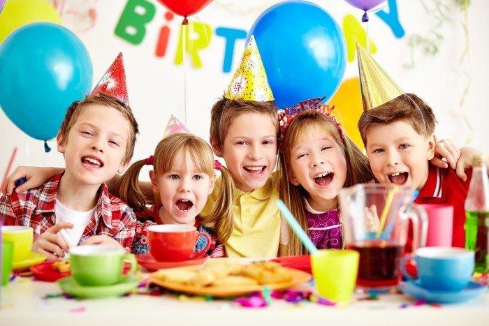игры на день рождения ребенка 7 лет
