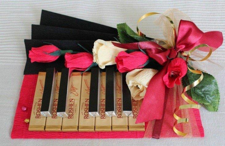 Подарок педагогу по танцам