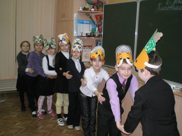 Сказкотерапия, пример проведения в классе младших школьников