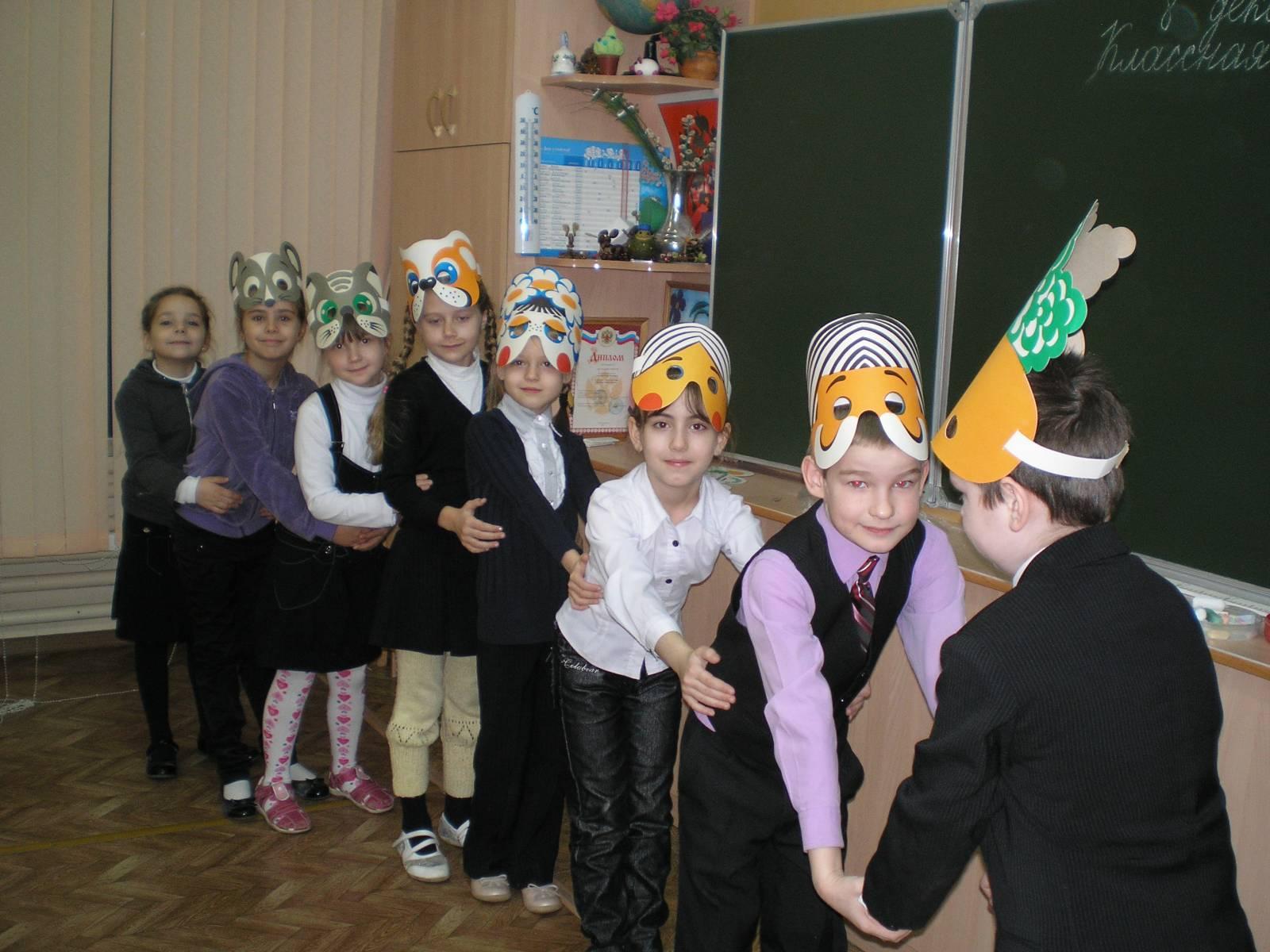 Инсценировки для школьников на новый год