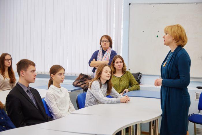 Педагогические работники и школьники