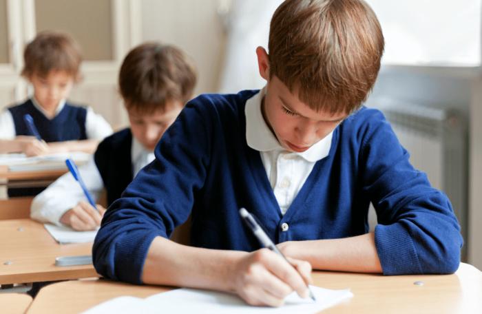 Тестирование старшеклассников