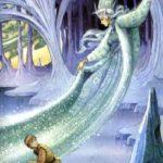 Кай во дворце Снежной королевы
