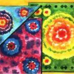 Расписные ткани