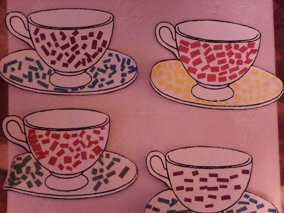 Рисование в средней группе на тему Посуда конспект занятия  Фотогалерея рисунков и образцов картинок на тему Посуда