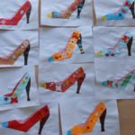 Аппликации туфель