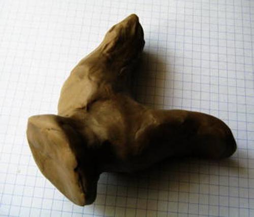 Дымковский петушок