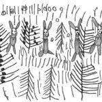 Как мы играли в подвижную игру «Охотники и зайцы»