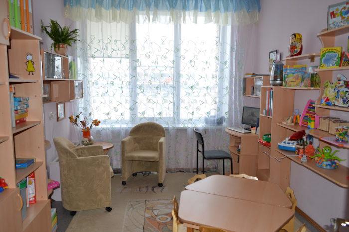 Комната для группы в детском саду