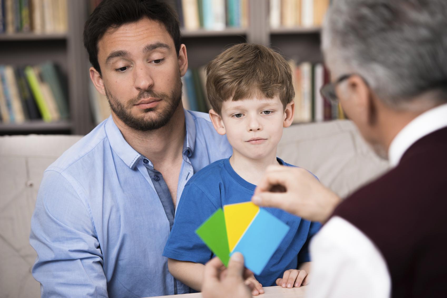 В центре внимания дети картинки