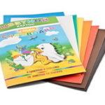 Набор цветного картона