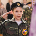 патриот ребенок
