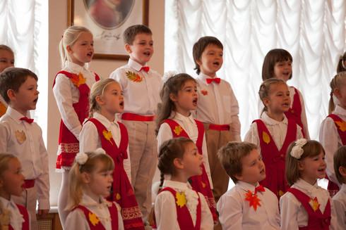 Разновозрастный детский хор