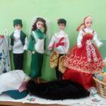 Русская и татарская национальная одеждаде