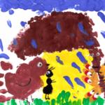 Сказка под грибком