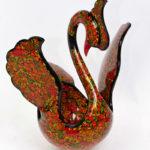 Сказочная птица (хохломская роспись)