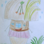 Сказочный гриб