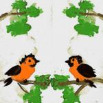 Встреча птичек