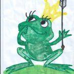Царевна-лягушка ждет принца
