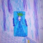 Иллюстрация к сказкам Г. К. Андерсена