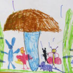 Иллюстрация к сказкам В. Сутеева