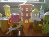 Конструирование из бумаги - увлекательное занятие для дошкольников