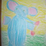 - Кто говорит? - Слон