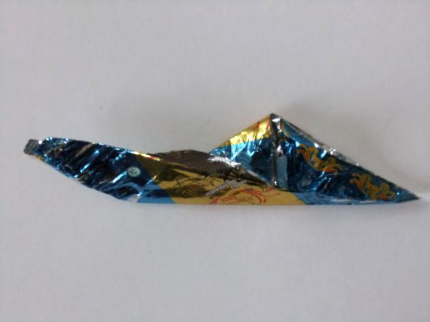 Шаг 3 создания оригами заготовки