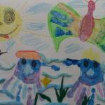 Мир подводного царства и неба