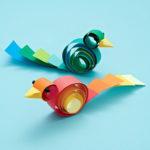 Поделка по теме «Птицы»