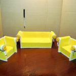Поделка по теме «Мебель»